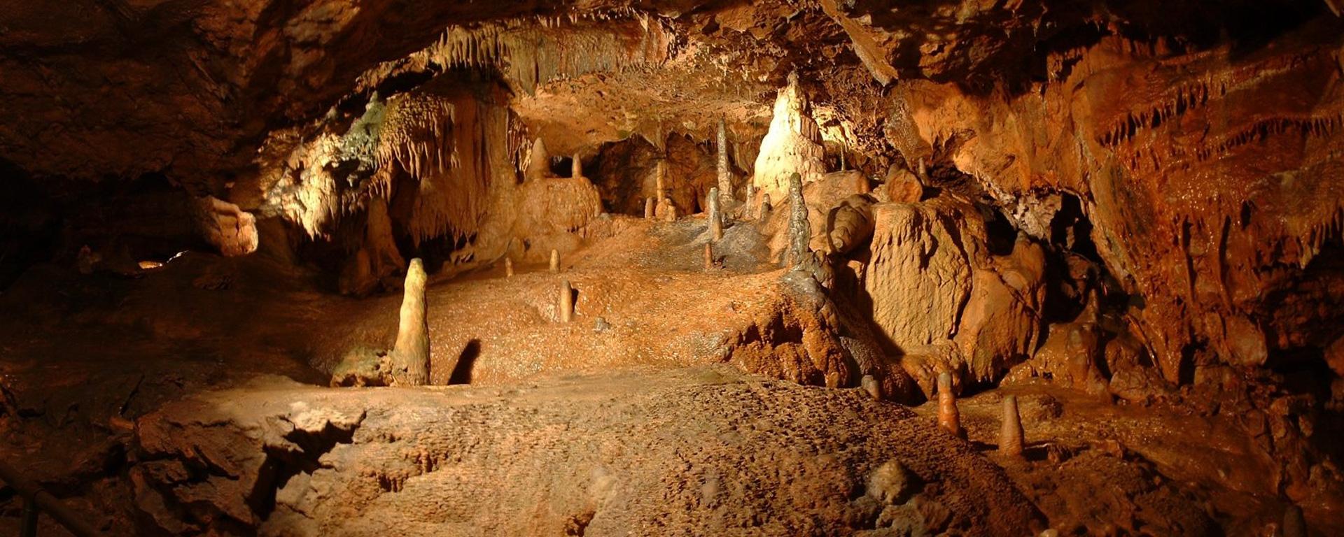 Kents Cavern - Devon, England